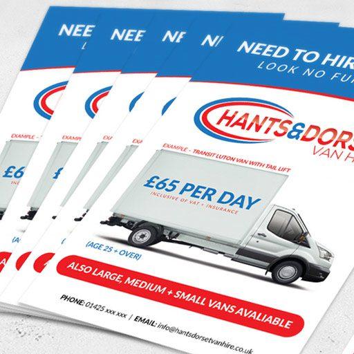 Hants & Dorset Van Hire