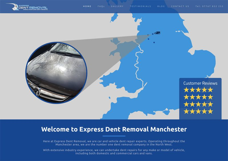 Express Dent Removal