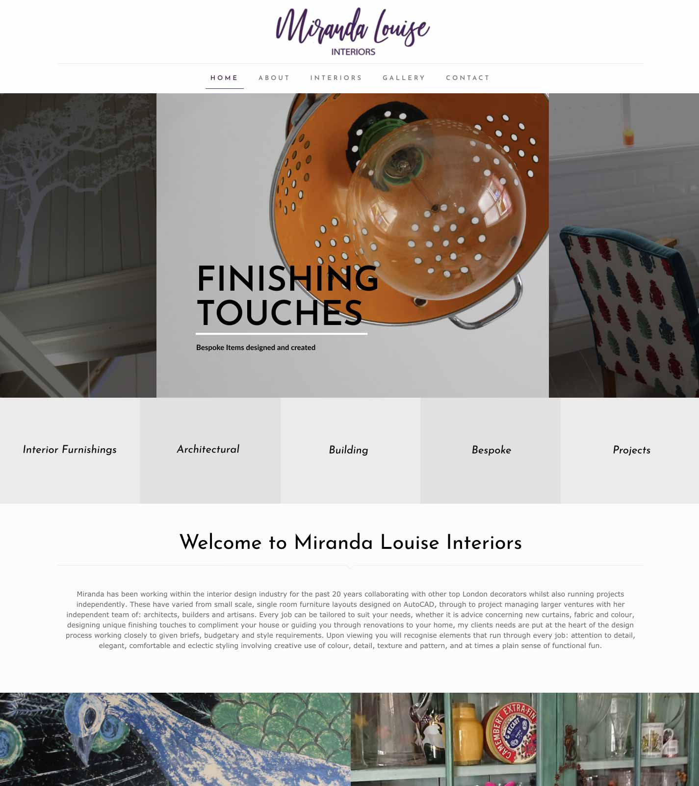 Miranda Louise Interiors