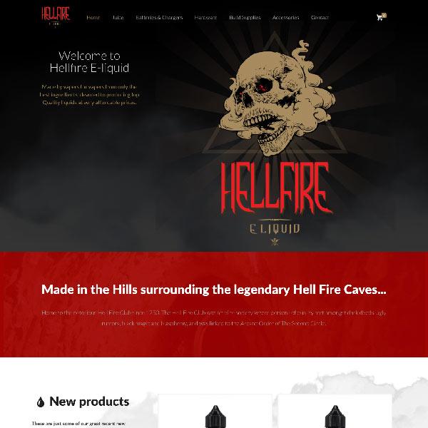 Hellfire Eliquid
