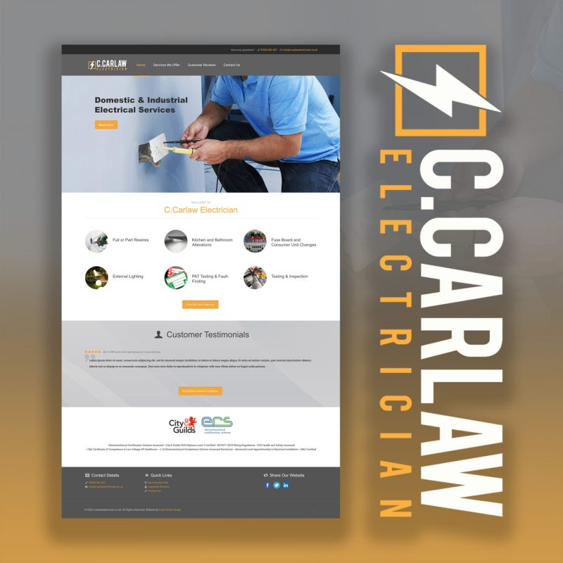C.Carlaw Electrician