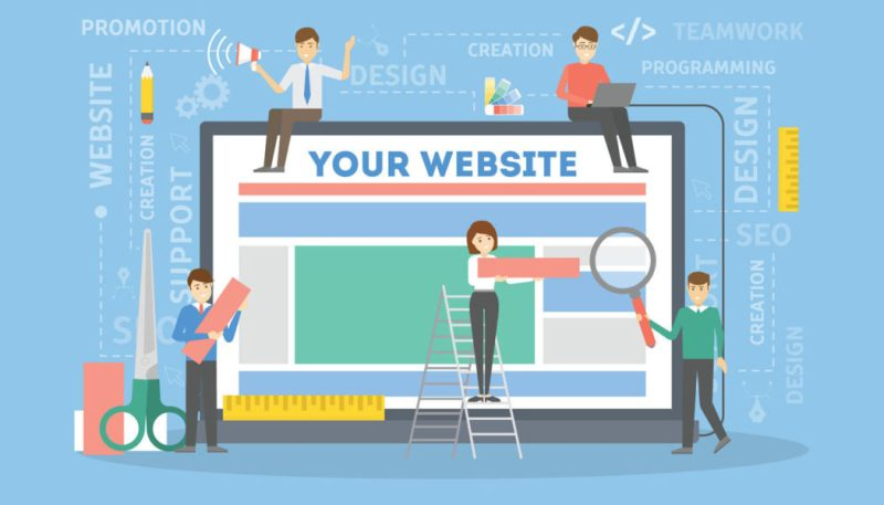 professional website design high wycombe